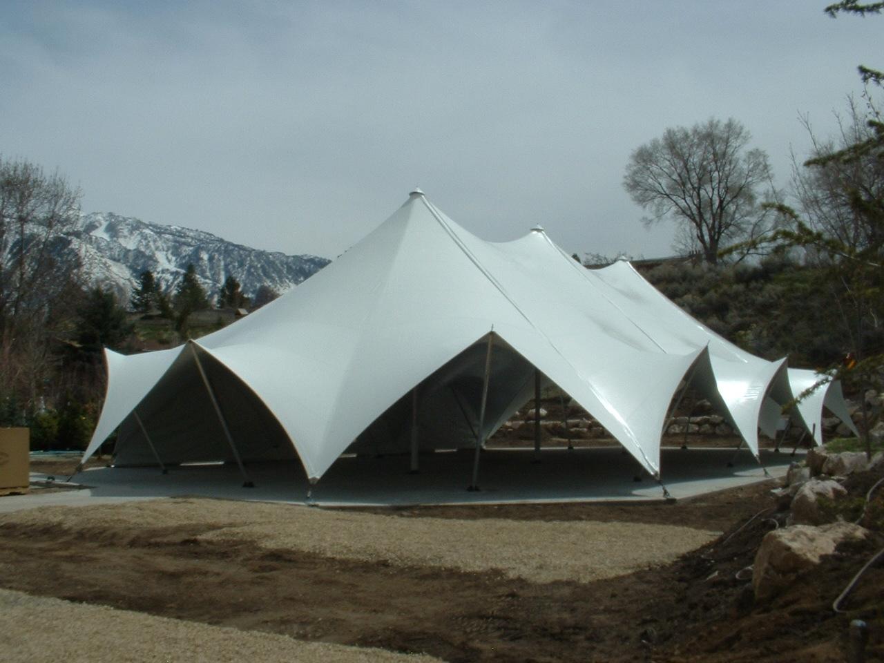 TensionTent, Salt Lake City, Utah, Western Garden Center