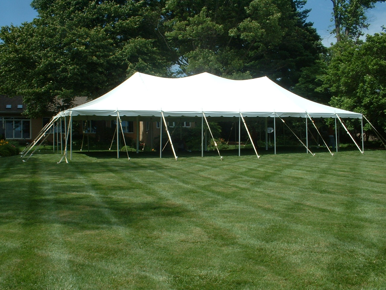 30 Foot EuroTent