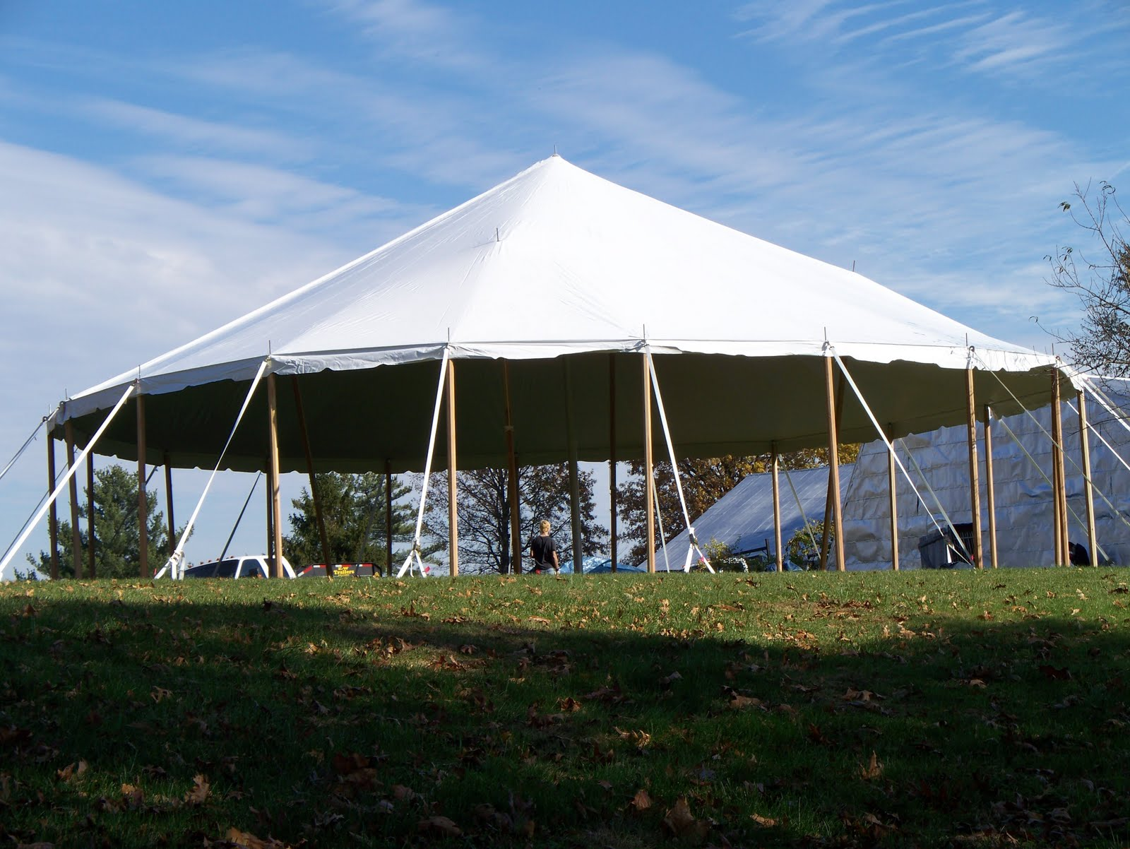 Armbruster Manufacturing Co Custom Round End Tents From
