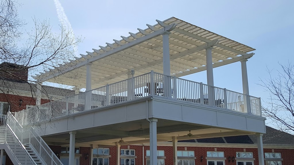 Armbruster Manufacturing Co Pergola Covers Provide More