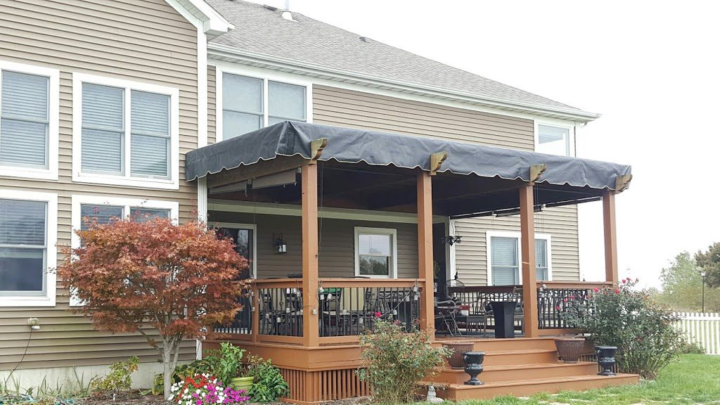 Armbruster Manufacturing Co. | Pergola Covers provide more ...