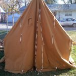 1916 Small Wall Tent