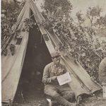 Austro-Hungarian Kuk Tent from original photo collection