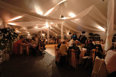 Memorable events under an Armbruster EuroTent