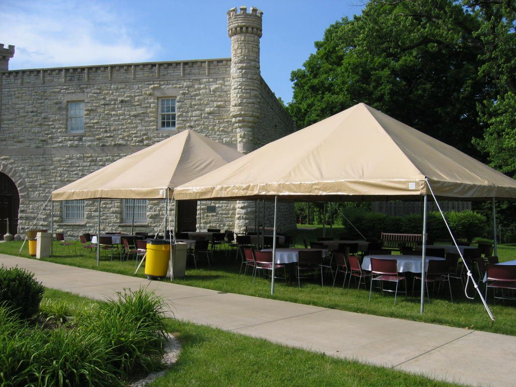 Armbruster Manufacturing Co. | Celebration Frame Tent