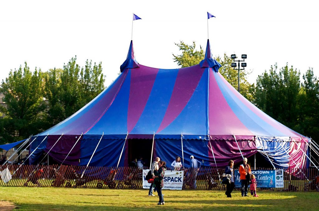 Armbruster Manufacturing Co Circus Tents