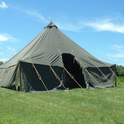 WWII Pyramidal Tent