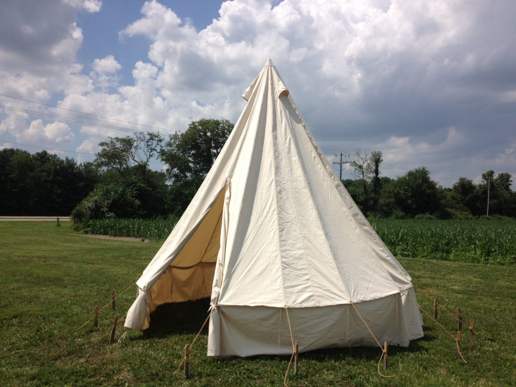 Armbruster Manufacturing Co World War I Era Tents