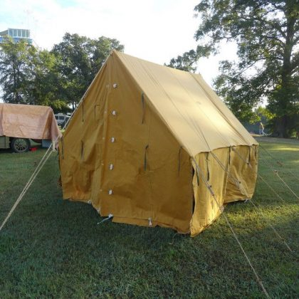 WWI Small Wall Tent