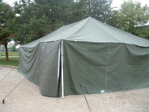 Storage Tent, Green