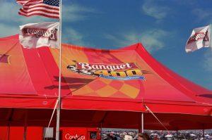 Tent Graphics, Banquet
