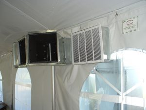 Heating and Cooling, Interior Details