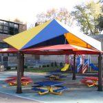 School Canopy-Awning