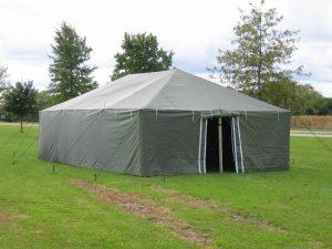 19x32 General Purpose Pole Tent, Medium