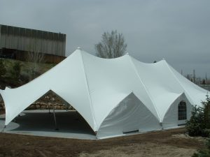 TensionTent with sidewalls, Salt Lake City, Utah, Western Garden Center