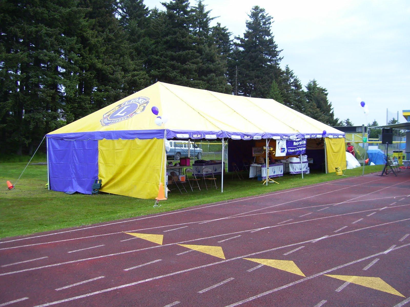 20×50 Celebration frame Tent