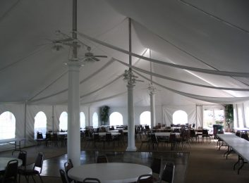 Fans and lighting options