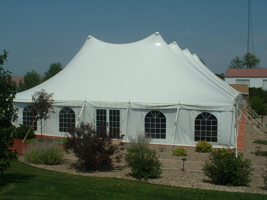 Countryside Banquet & Catering Garden Tent, Washington, IL, 60x100 EuroTent