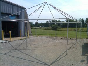 Celebration Tent frame