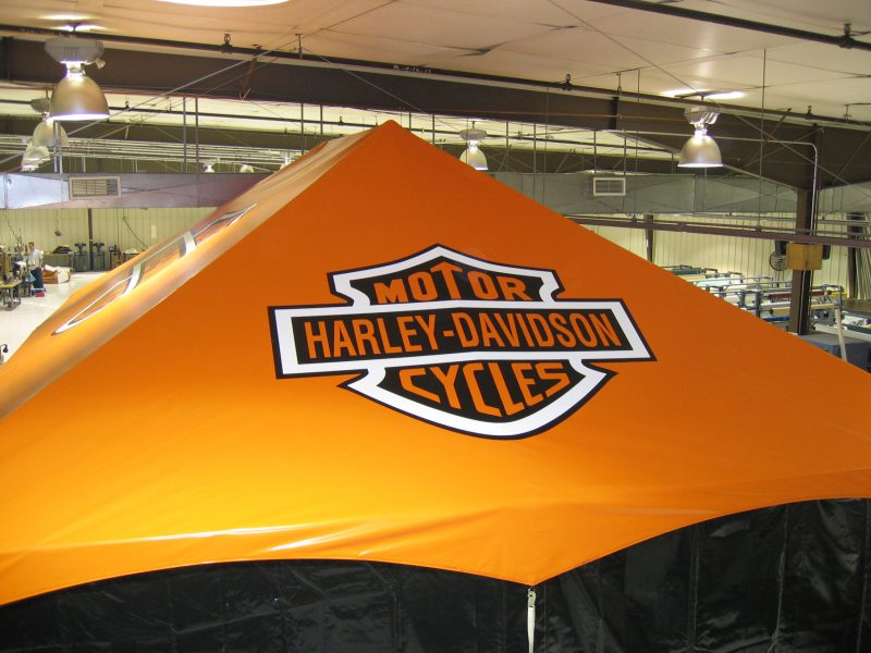 Armbruster Tent Graphics