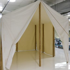 Civil War Era Tent