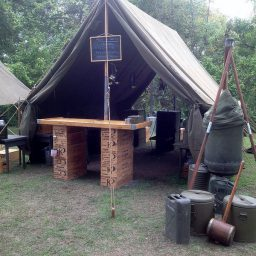 WWII Tent