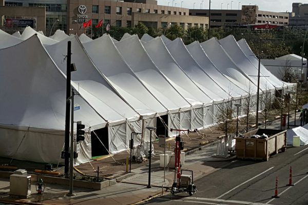 EuroTent Rental Downtown
