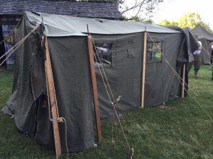 World War II Command Post Tent (WWII)