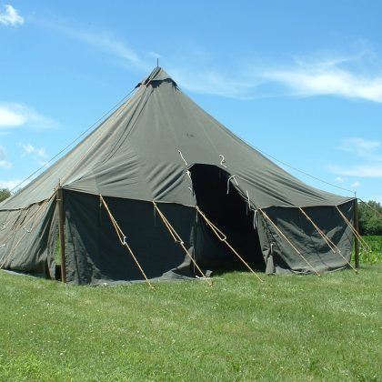Armbruster Historical World War II Pyramidal Tent (WWII)