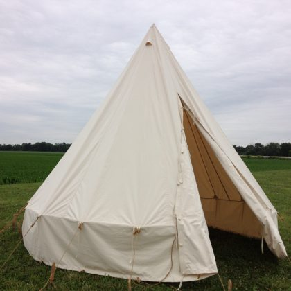 German WWI Conical Tent