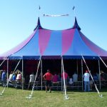 Circus Tent for Midnight Circus