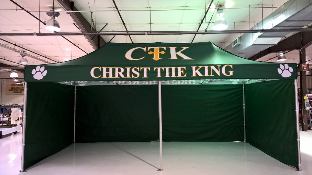 Vitabri Pop-Up Canopy Christ the King