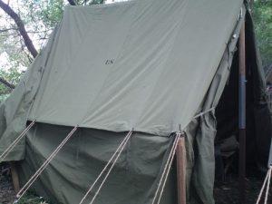 World War II Small Tent